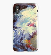 Water Tremors iPhone Case/Skin