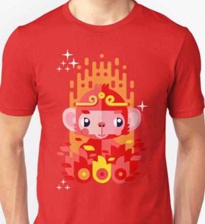 Fire Monkey Year T-Shirt
