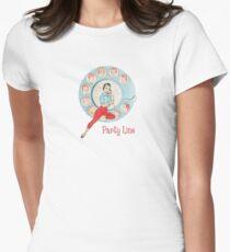 Retro Phone Woman T-Shirt