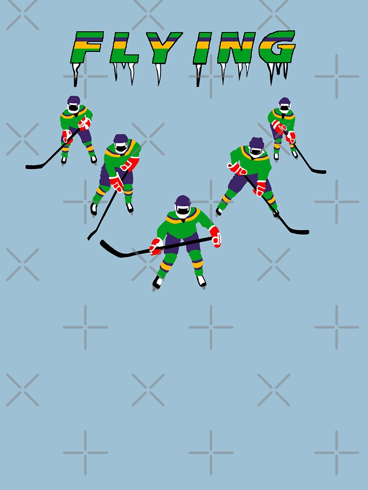 Mighty Ducks Flying ''V'' by MrTWilson