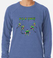 Mighty Ducks fliegen '' V '' Leichtes Sweatshirt
