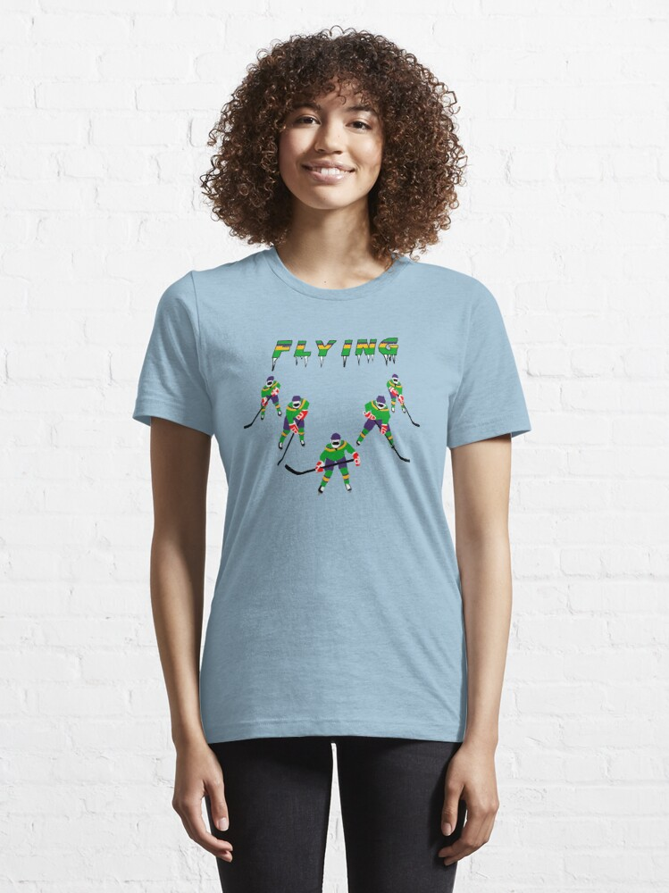 Alternate view of Mighty Ducks Flying ''V'' Essential T-Shirt