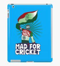 Team India Fan iPad Case/Skin