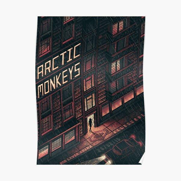 window monkeys Poster