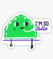 Jello Sticker