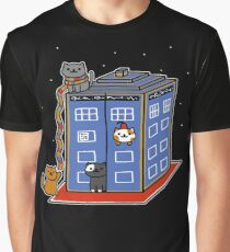 Who Atsume Graphic T-Shirt