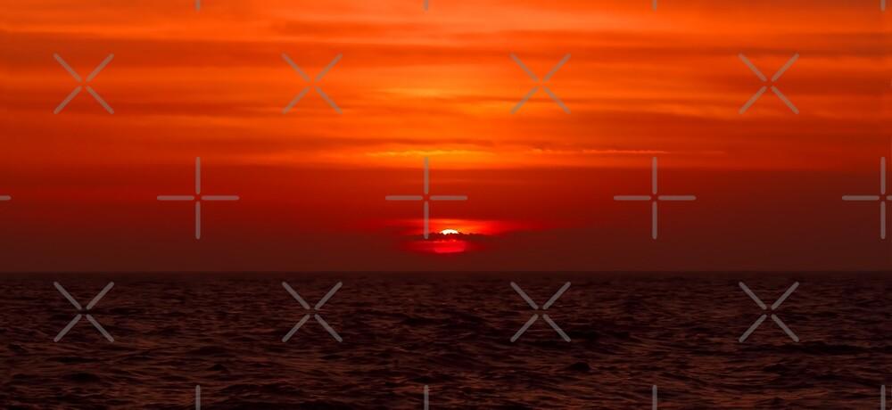 A Florida Sunset by Jim Cumming