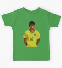 Neymar - Brazil 2014 Kids Clothes