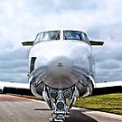 Beechcraft King Air 1 by Jimmy Ostgard