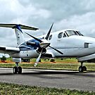 Beechcraft King Air 2 by Jimmy Ostgard