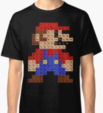 Periodic Mario Table Classic T-Shirt