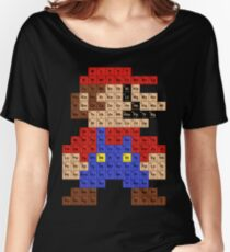 Periodic Mario Table Women's Relaxed Fit T-Shirt