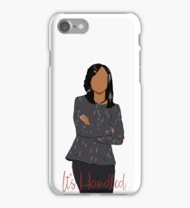 It's Handled iPhone Case/Skin