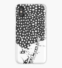 Modern Artistic Abstract Snow Scene iPhone Case/Skin