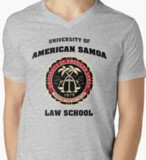 University of American Samoa Men's V-Neck T-Shirt