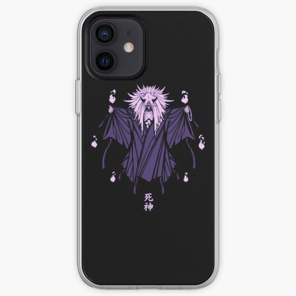 dead Demon Consuming Seal purple iPhone Soft Case