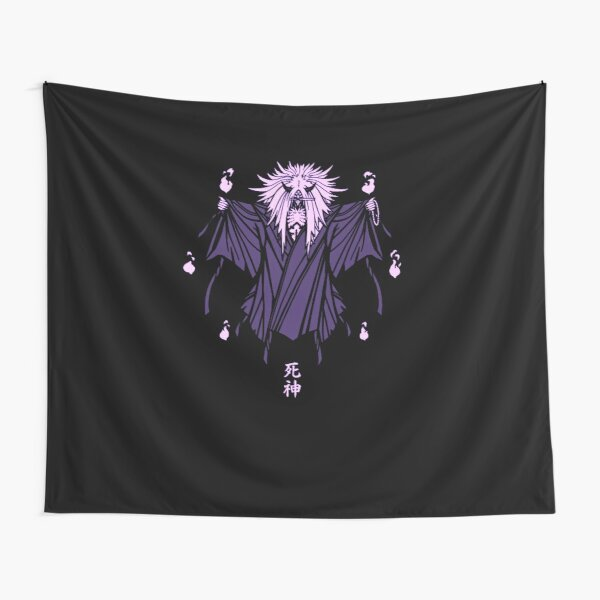 dead Demon Consuming Seal purple Tapestry