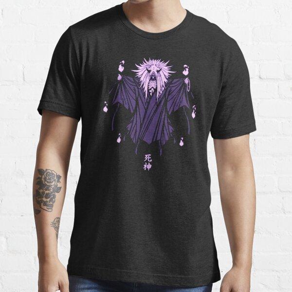 Sello consumidor de demonio muerto púrpura Camiseta esencial