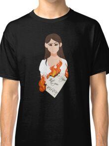 I Hope That You Burn Classic T-Shirt