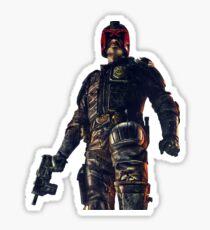 Dredd Sticker