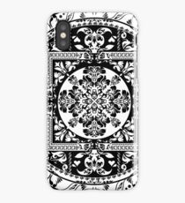 Circular beautiful pattern of traditional motifs iPhone Case/Skin