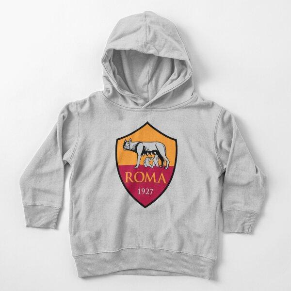AS Roma Sweat à capuche épais pour tout-petit