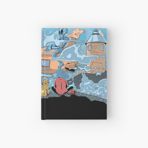 Another World Hardcover Journal