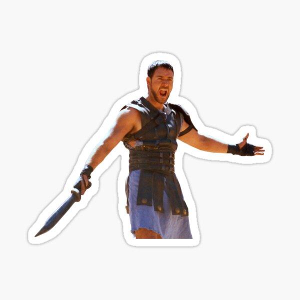 Maximus Decimus Meridius Pegatina