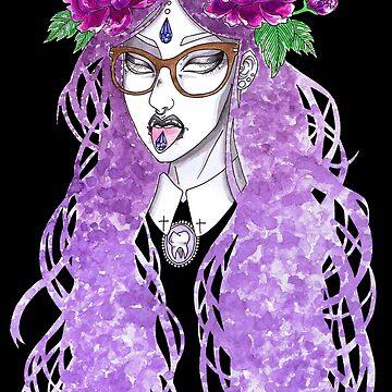 Portrait  by i-vomited-dream