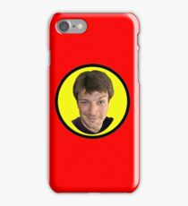 Captain Hammer Groupie iPhone Case/Skin