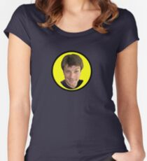 Captain Hammer Groupie Women's Fitted Scoop T-Shirt