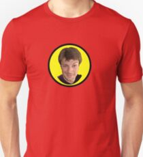 Captain Hammer Groupie Unisex T-Shirt