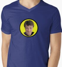 Captain Hammer Groupie Men's V-Neck T-Shirt