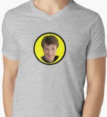 Captain Hammer Groupie Mens V-Neck T-Shirt