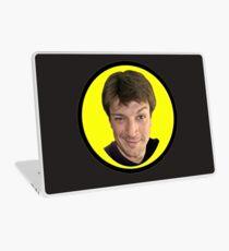 Captain Hammer Groupie Laptop Skin