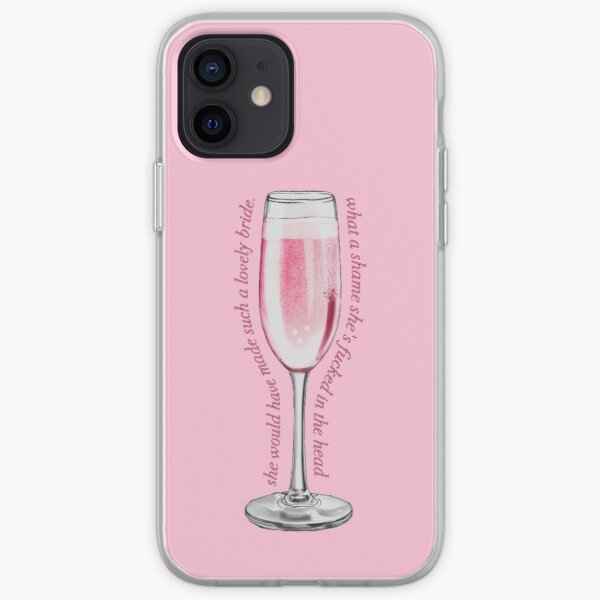 Taylor Swift champagne problems iPhone Soft Case