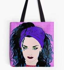 Boy George By BlissNights Tote Bag