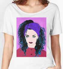 Boy George By BlissNights Women's Relaxed Fit T-Shirt