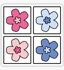 Japanese Cherry Blossom Sticker