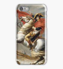 Jacques-Louis David - Bonaparte . The Emperor Napoleon , Napoleon, Fashion Portrait iPhone Case/Skin