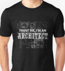 Camiseta unisex Soy un arquitecto