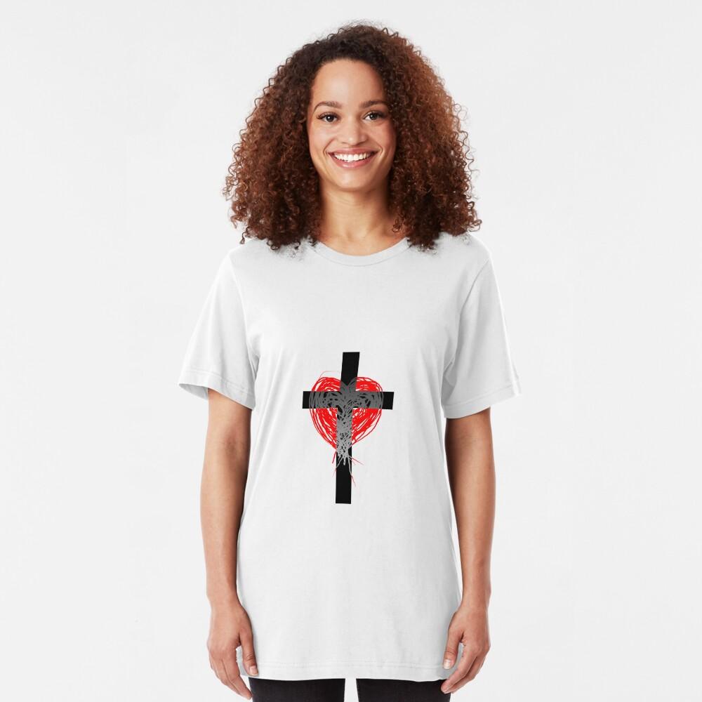 Christian Love, II Slim Fit T-Shirt