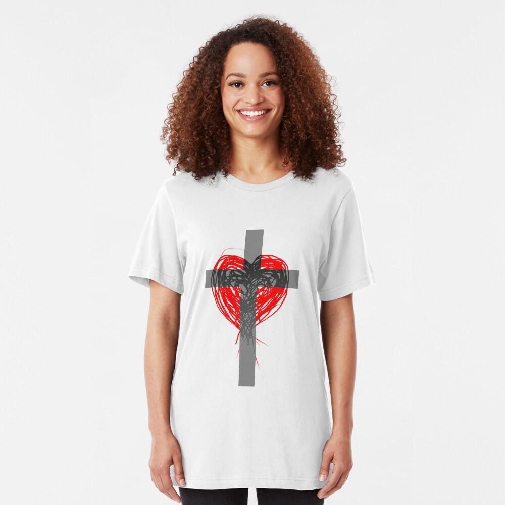 Christian Love, III Slim Fit T-Shirt