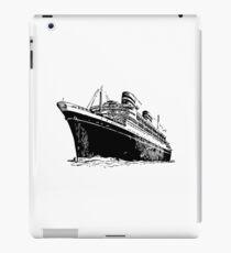 Ocean Liner iPad Case/Skin