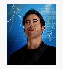 Harrison Wells Photographic Print