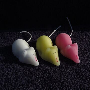 Three Sugar Mice by wiggyofipswich