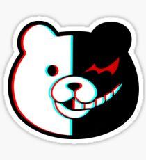 Danganronpa Monokuma 3D Sticker