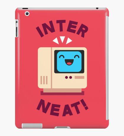 Interneat!  iPad Case/Skin