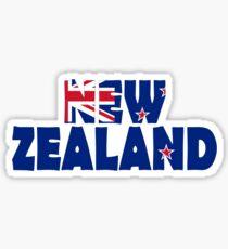 New Zealand Sticker