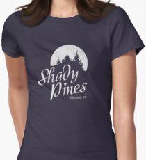 Camiseta entallada para mujer Golden Girls TV Show Fan Art - Shady Pines